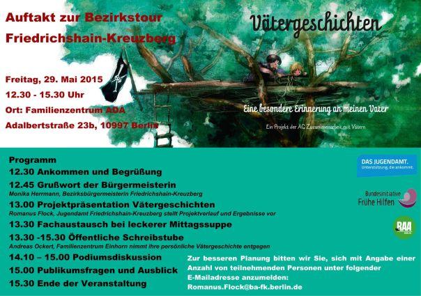 Einladung mit Programm_Postkarte